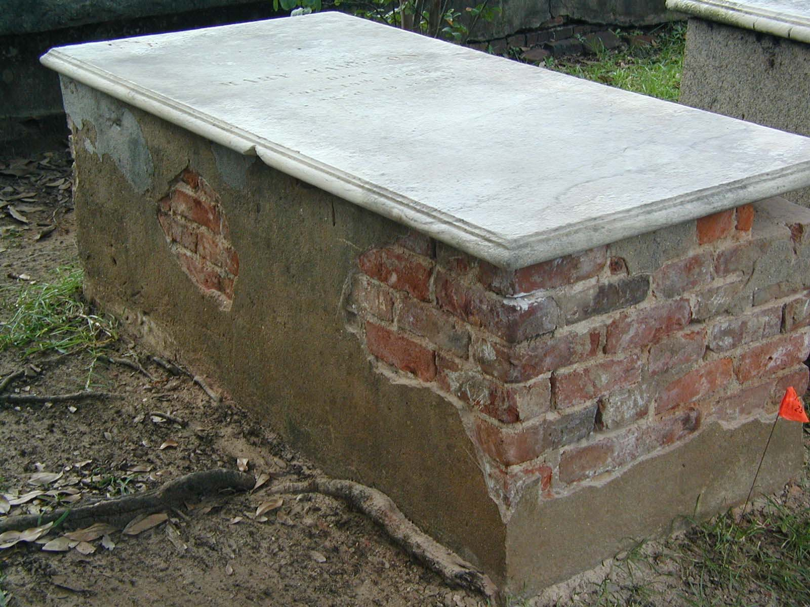 Portland Cement Plaster : Chicora foundation